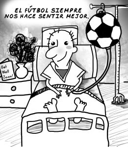 Fútbol es salud!
